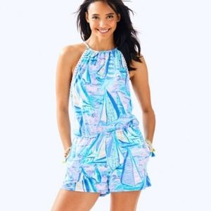 LILLY PULITZER Gianni Romper